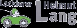 Helmut Lang Lackiererei - Logo